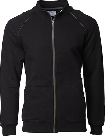 Gildan Premium Cotton Adult Full Zip Jacket