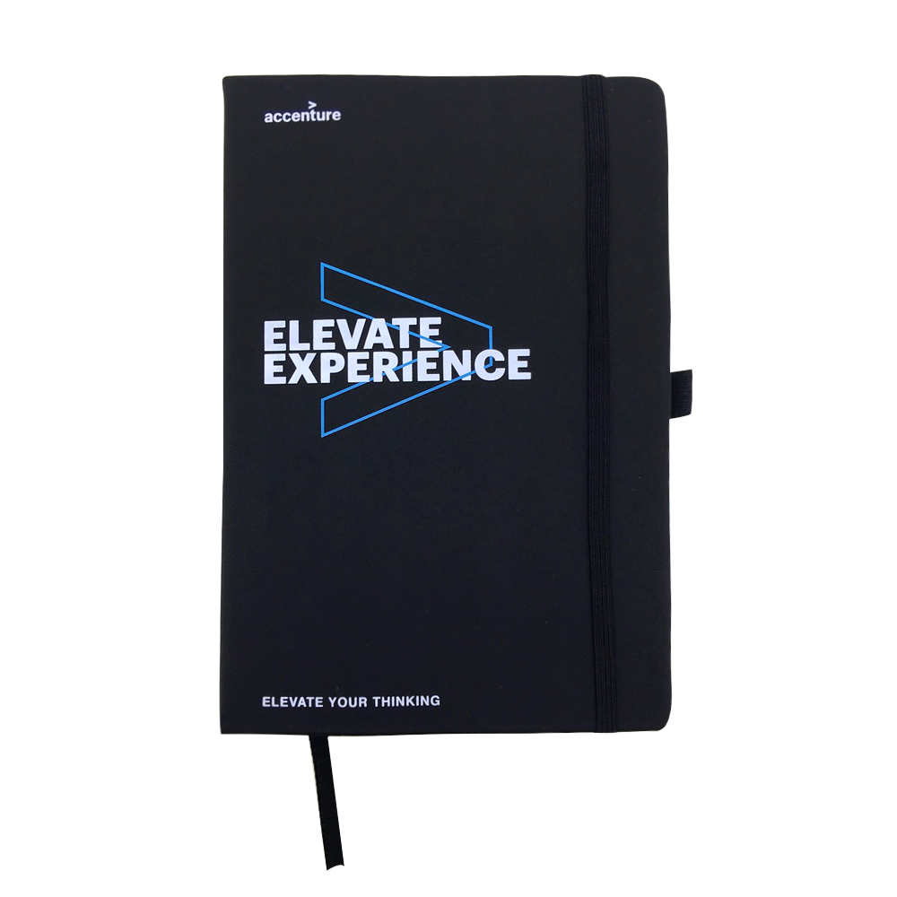d75c882d A5 Note Book with Pen holder – YG Corporate Gift