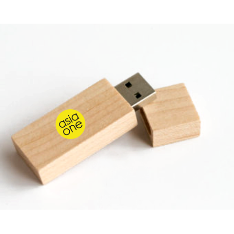 USB Wooden Flash Drive/Thumb Drive