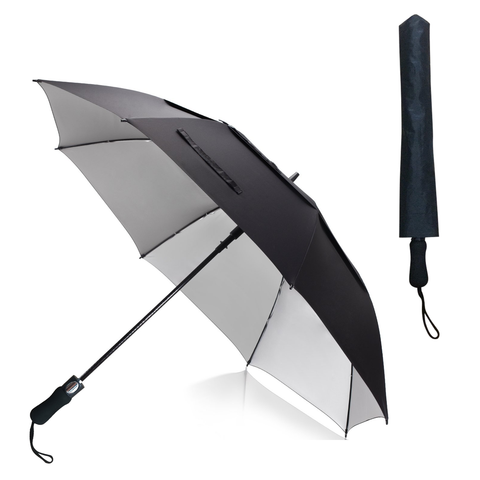 Automatic umbrella with UV