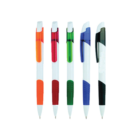 Ballpen with Color Clip