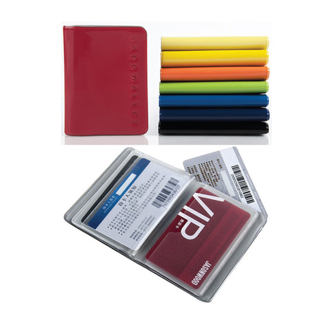 Card Holder with Sleeves