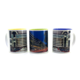 11oz Ceramic Mug with Inner colour