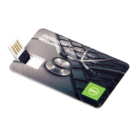 Credit Card USB Flash Drive/Thumb Drive