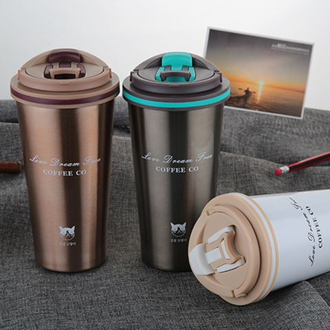 500ml Stainless Steel Tumbler