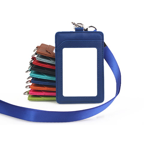 Documents ID lanyard with cards and Hanging rope