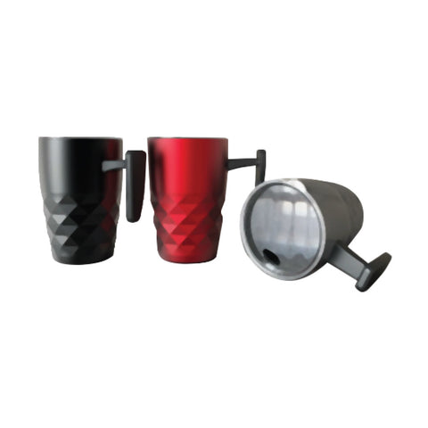 Double Wall Vacuum Tumbler with Handle