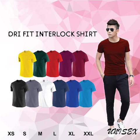 Dri Fit RN Interlock