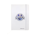 A5 Notebook with Rubber Strap