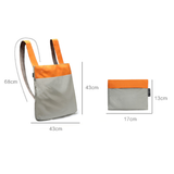 Multi-Function Shoulder Travel Folded Bag