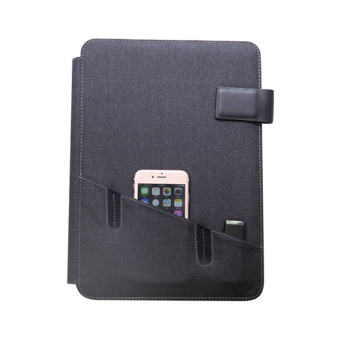 Folder with Phone Stand