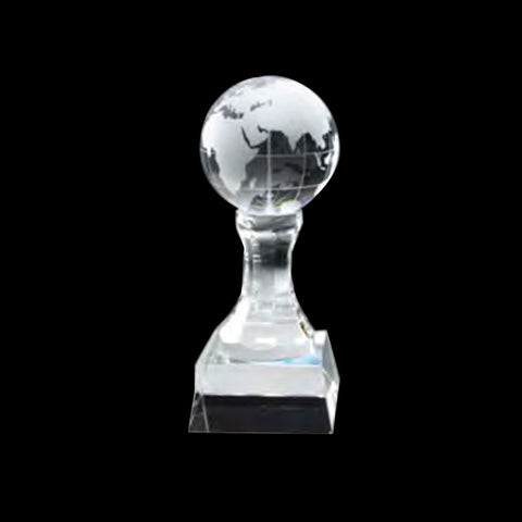 Globe Chess Crystal Award