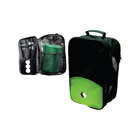 Golf Shoe Bag with Accessories Compartments