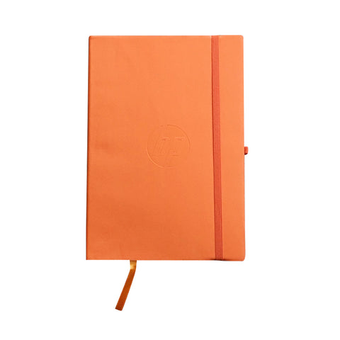 A5 Note Book Softcover with Pen holder
