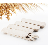 Wheat Cutlery Set - 3 in 1 Chopsticks Fork Spoon Set