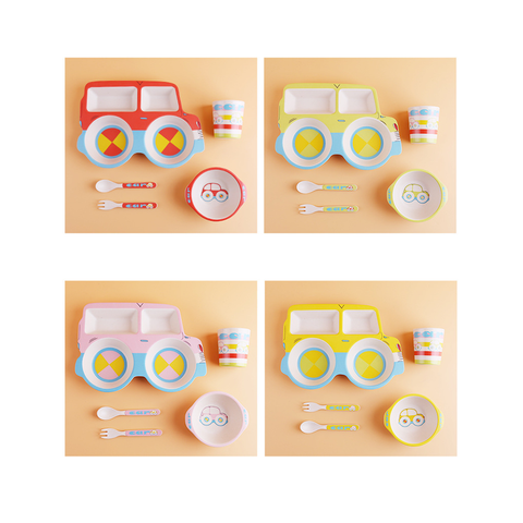 Children's Tableware 5 pcs Set