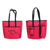 Foldable Tote Bag with Umbrella Pouch