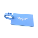 Rubber Luggage Tag