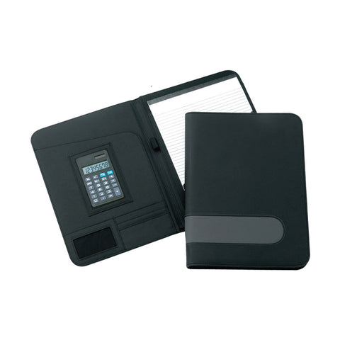 Leather / Microfiber Folder with Calculator
