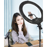 "18"" Ring Light with remote and Stand"