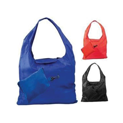 Manyl Folding Polyester Beach Style Bag