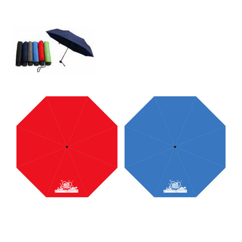21 inch 3 Fold Umbrella - YG Corporate Gift