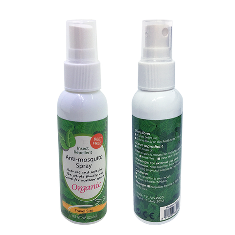 Insect Repellent Organic