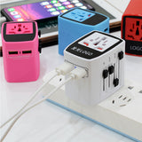 Multi-function USB Universal Conversion Socket