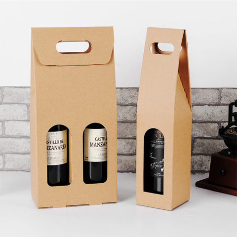 Wine Paper Bag - YG Corporate Gift