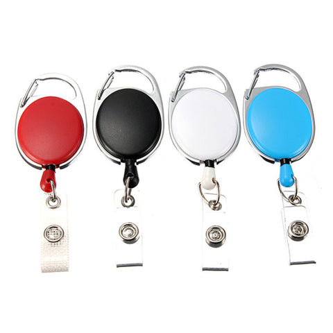 Pull Reel with Keyring