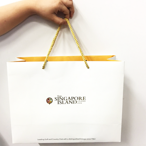 Customised Paper Bag - YG Corporate Gift