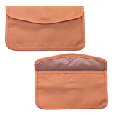 Cloth Pouch with Button for Disposable Masks
