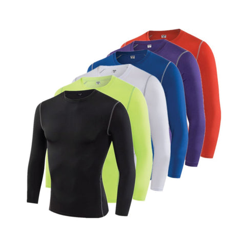 Quick Dry Sports Long Sleeve