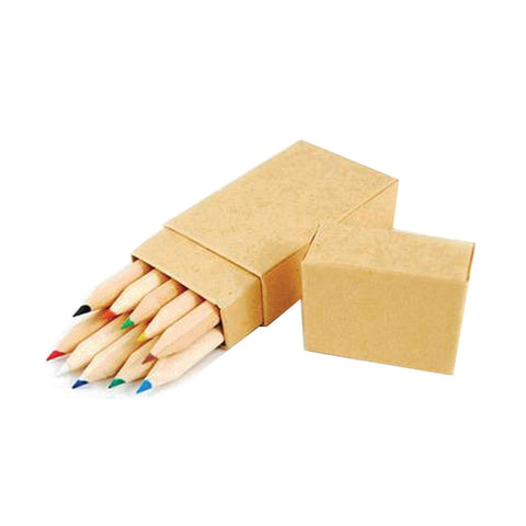 Recycled Color Pencil in a Box