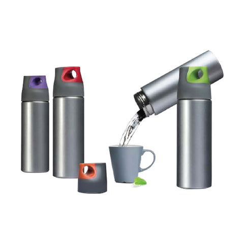 Ring Double Wall Vacuum Bottle