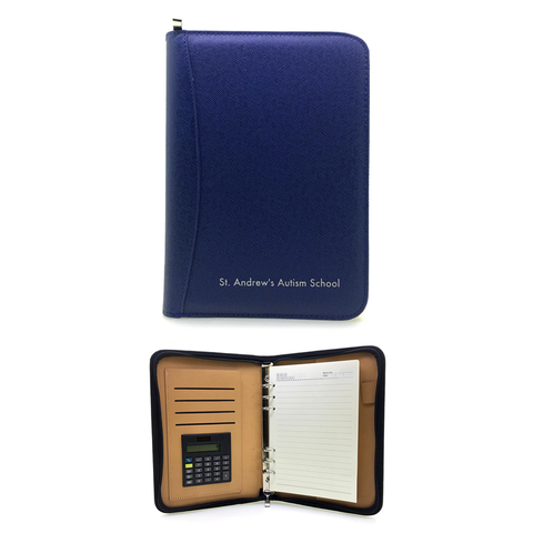 Notebook Folder with Calculator