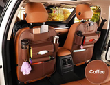 Leather Car Seat Organiser