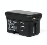 Multi-function Travel Adapter with Power Bank