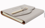 PU leather hardcover Loose-leaf binder