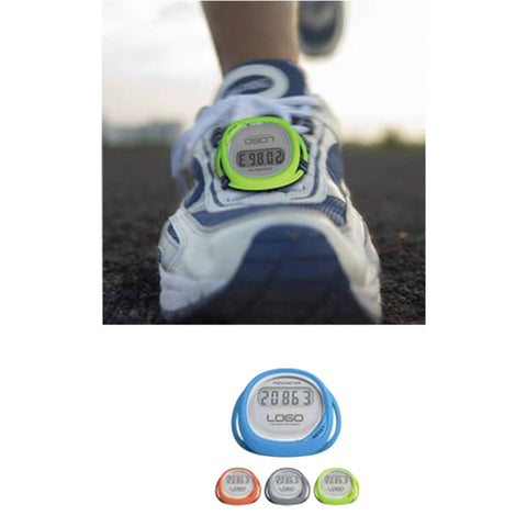 Shoe Lace Pedometer