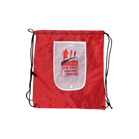 Foldable Drawstring Bag