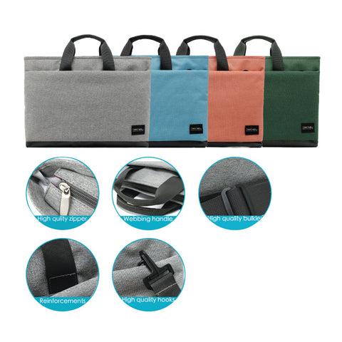 Slim Notebook Bag