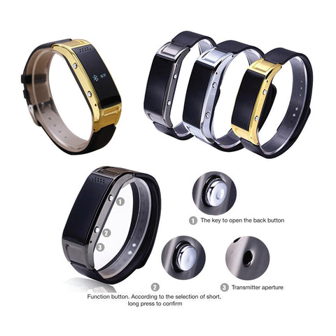 Smart Bluetooth Sport Wristband Bracelet for iPhone / Android