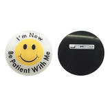 Pin Button Badge - YG Corporate Gift