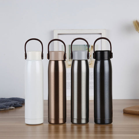 Stainless Steel Flask with Handle