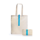 Foldable Cotton Canvas Tote Bag