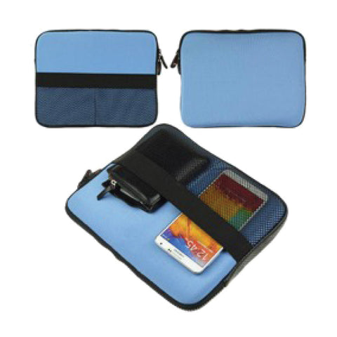 Tablet Sleeve with Travel Compartment