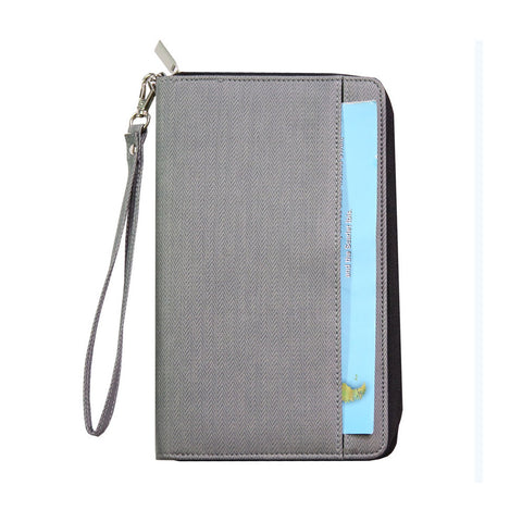 Travel Wallet with Power Bank (4000mAh)
