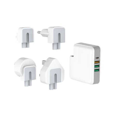 Universal USB Wall Charger 61W