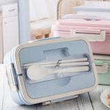 Wheat insulation lunch box